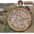 MSM Saint Michael Patch - ARID