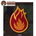 MSM Fireball Patch - Fire