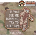 MSM EOD Running Patch - Multicam