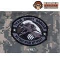 MSM Honey Badger Patch - SWAT