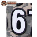 MSM Tac-Number 6 Patch - SWAT