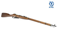 PPS Real Wood Mosin-Nagant M1891/30 Gas Bolt Action Rifle (BR)