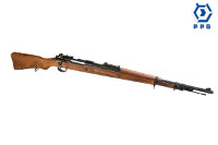 PPS Real Wood Type Zhongzheng GBB Bolt Action Rifle w/ Marking