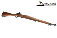 Tokyo Arms Real Wood M1903A3 CO2 Bolt Action Rifle (Black)