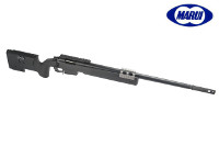 Tokyo Marui M40A5 Bolt Action Air-cocking Sniper Rifle (Black)