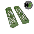 WE 1911 GBB pistol Hex Cut grip cover(Olive Drab)