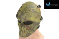 WOSport TPU Tactical Skull Full Face Mask (Mandrake)