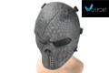 WOSport TPU Tactical Skull Full Face Mask (Typhoon)