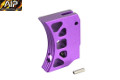 AIP Al Trigger For TM HI-CAPA 4.3 / 5.1 GBB Pistol (Purple, J)