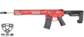 APS EMG F1 Firearms BDR-15 3G CNC Aluminium AEG Rifle (Red)