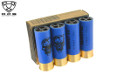 APS 9rds Gen 3 Shell For CAM MKII CO2 Shotgun (Blue, 4 Carts)