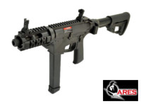 ARES M4 M45 Pistol AEG (Black , two magazine)