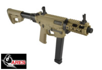 ARES M4 M45 Pistol AEG (Dark Earth , two magazine)