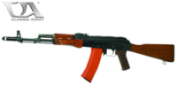 Classic Army AK74 SLR105 A1 Steel Version (With Marking, Wood)