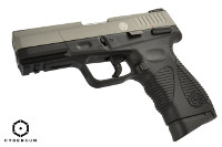 Cybergun Taurus Licensed PT24/7 G2 CO2 Blowback Pistol (2-Tone)