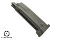 Cybergun Metal 19 Rounds CO2 Magazine For PT24/7 CO2 Pistol (BK)
