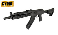CYMA Metal receiver АК-105US AEG Rifle (Black)