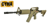 CYMA M4A1 Extendable Buttstock Rifle AEG (CM503 , Tan)
