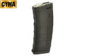 CYMA 150rds PMAG Mid-Cap Magazine For M4 / M16 AEG Rifle (BK)