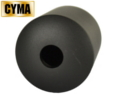 CYMA Metal 14mm CCW silencer (Black)