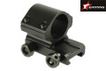 EAIMING L Shaped Scope Mount For 25mm Diameter Scope (20mm Rail)
