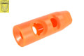 Golden Eagle AMD-65 Type Muzzle Brake (Orange, 14mm CCW)
