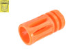 Golden Eagle A2 Type Flash Hider (Orange, 14mm CCW)