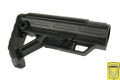 Golden Eagle VIPER Retractable Stock For AR Type Stock Tube (BK)