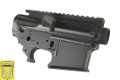 Golden Eagle Upper & Lower Receiver Frame For M4A1 GBBR (BK)
