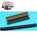 G&P M870 Shotgun Series Long Version ForeArm Set (Sand)