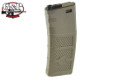 G&P 130 Rounds Mid-Cap Magazine For M4/M16 AEG Rifle (Gray)