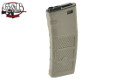 G&P 340 Rounds Hi-Cap Magazine For M4/M16 AEG Rifle (Gray)
