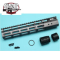 G&P Multi-Task Fore Change System 10.75 inch M-LOK (Slim/Gray)