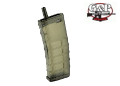 G&P 750 Rounds Magazine Type BB Bottle (Black)