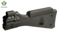 LCT G3SG/1 Fixed Stock w/ Steel Backplate For G3 AEG Rifle (BK)