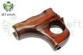 LCT MSU AK AEG Wooden Lower Handguard