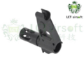 LCT Steel Front Sight Block w/ Flash Hider For RPK-74 AEG (BK)