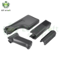 LCT Furniture Kit For RPK-74M AEG LMG (Handguard, Grip, Stock)