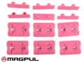 Magpul M-LOK Type 2 Rail Covers (6pcs, Pink)