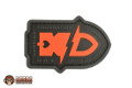 "MSM PVC ""EOD FOUNDATION"" Velcro Patch (Full Color)"