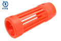 PPS Flash Hider For XM26 Gas Bolt Action Shotgun (Orange)