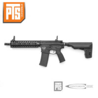 PTS Centurion Arms CM4 C4-10 ERG AEG Rifle (Black)