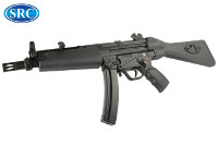 SRC MP5A2 CO2 Blowback SMG (Black)
