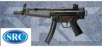 SRC MP5 SR5-AS SMG AEG (Black)