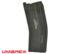 UMAREX Metal 40rounds Standard Magazine for HK416 GBB Rifle (BK)