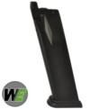 WE .40 S&W 16rounds CO2 magazine for XDM GBB series (Black)