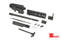 "ZParts Metal HK416 External For SYSTEMA PTW (BK, 14.5"" Barrel)"
