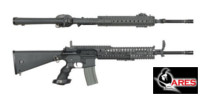 ARES X-Class M4 SIR LONG AEG Rifle (Black)