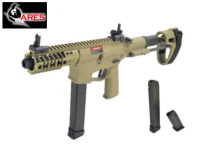 ARES M4 M45 CLASS S Pistol AEG (Dark Earth , two magazine)