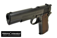 Army M1911A1 GBB Pistol with marking